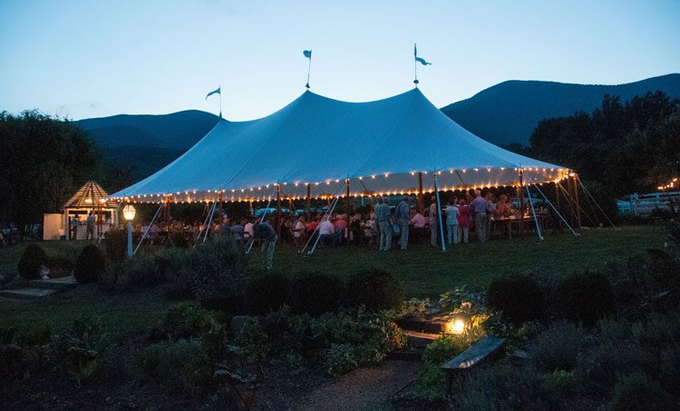 night-tent