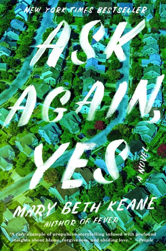 Cover of Ask Again Yes by Mary Beth Keane