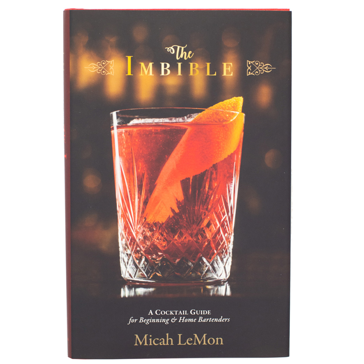 The Imbible cocktail book