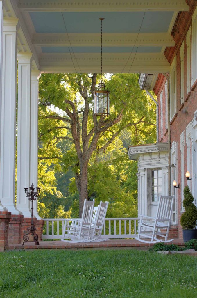 Historic Garden Week Lockswood Lexington
