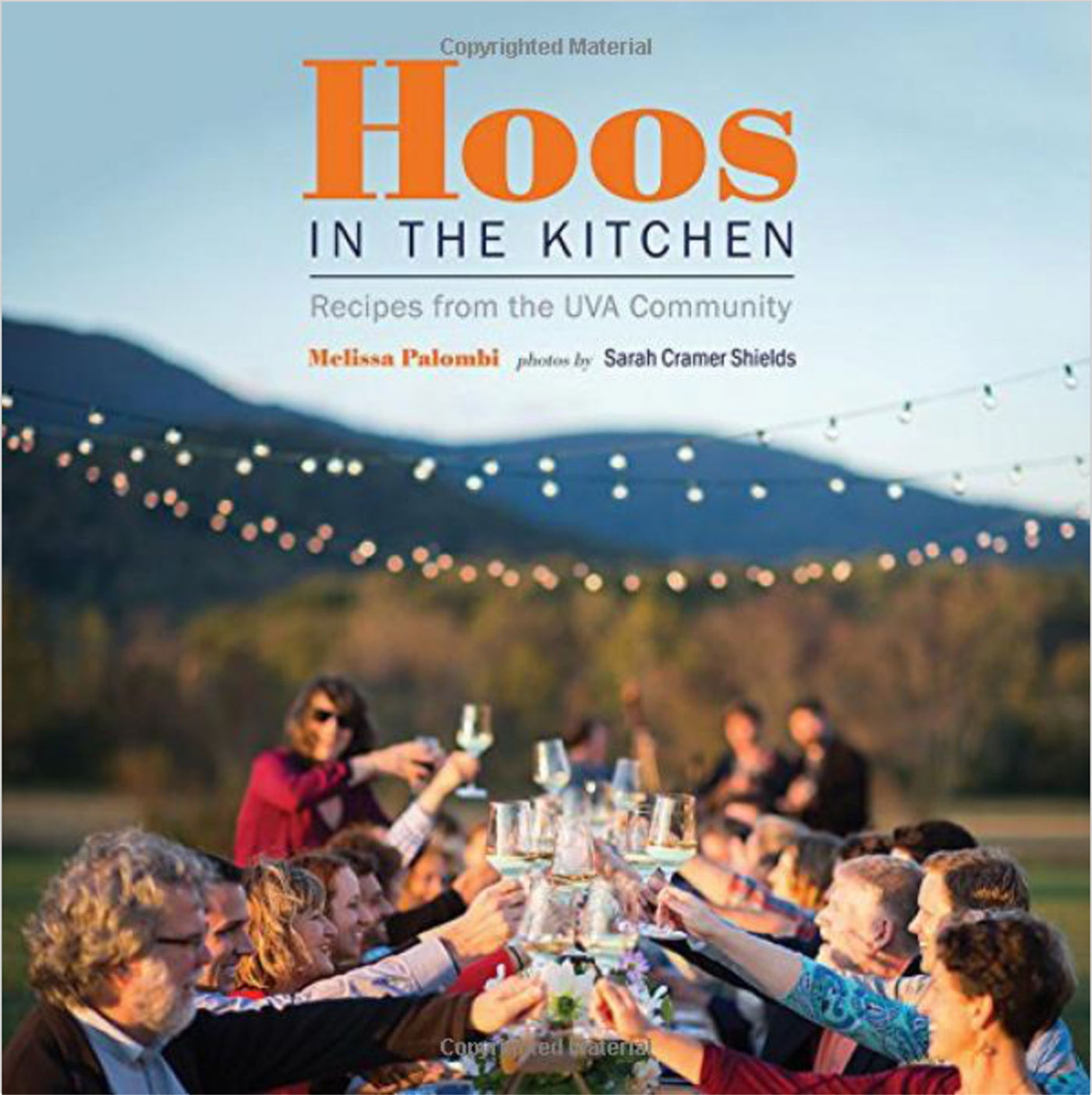 Cover of Hoos in the Kitchen cookbook