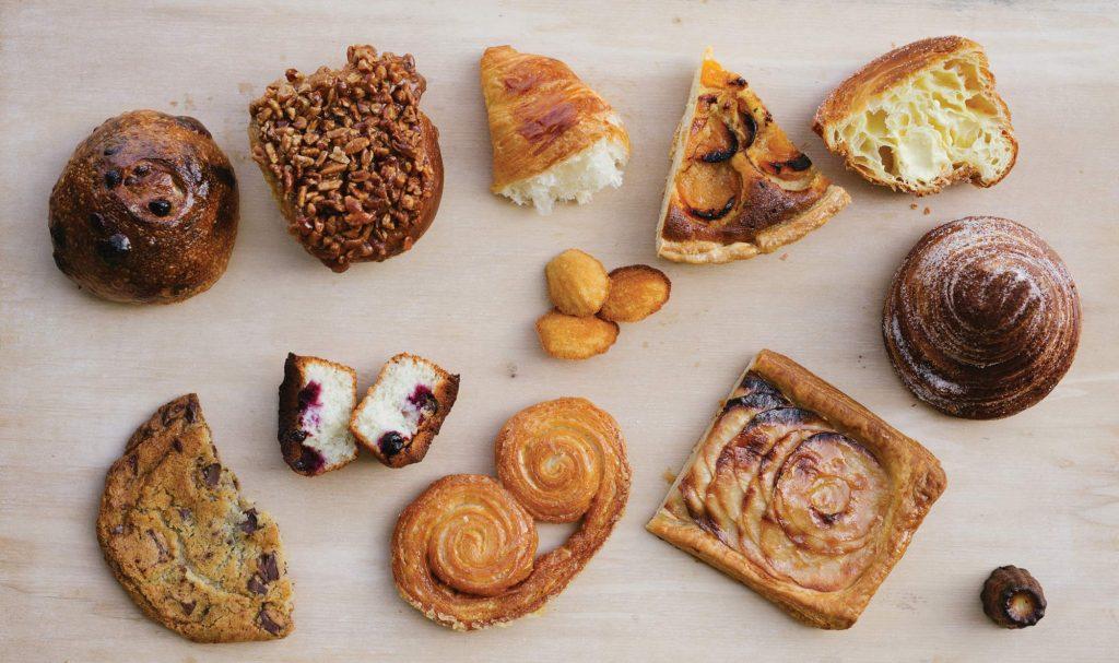 Charlottesville Virginia pastries