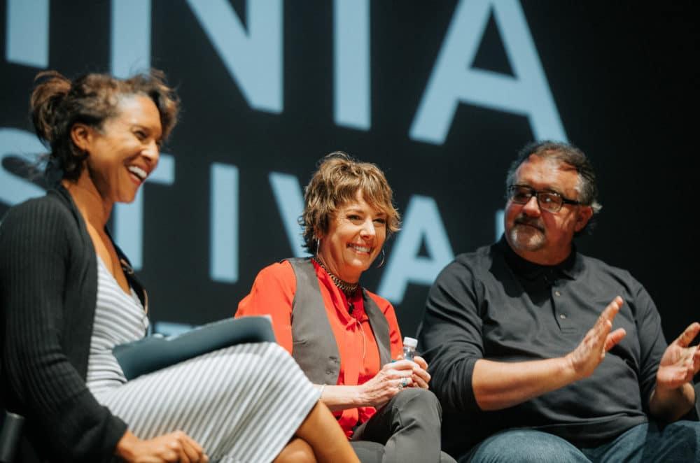 Film Festival panel