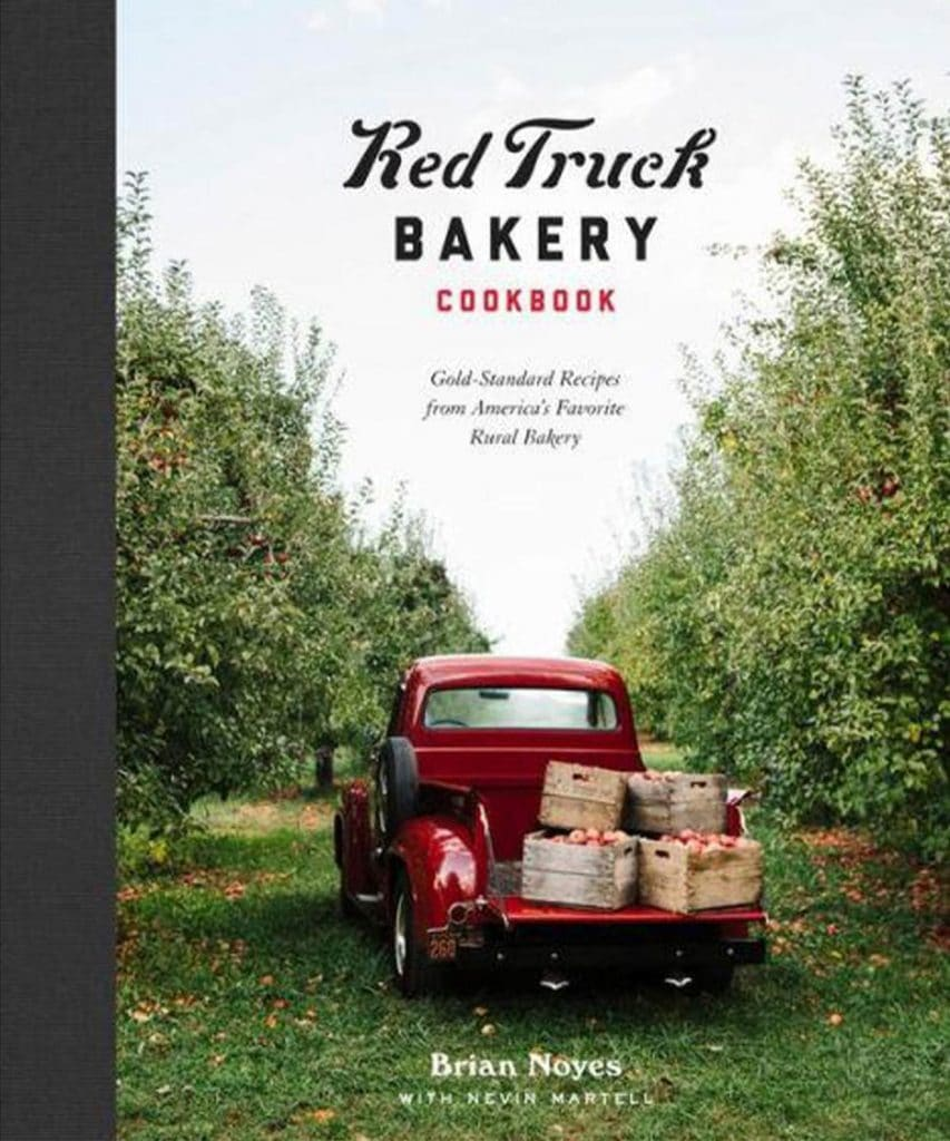 Cover of the Red Truck Bakery Cookbook