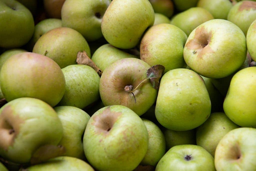 Albemarle Ciderworks Apples