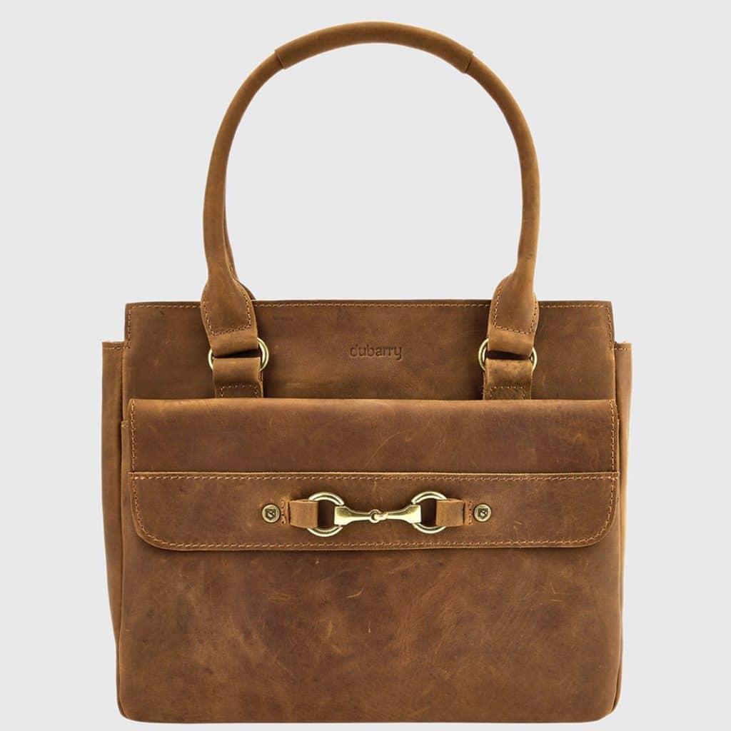 Saddle Brown Bag