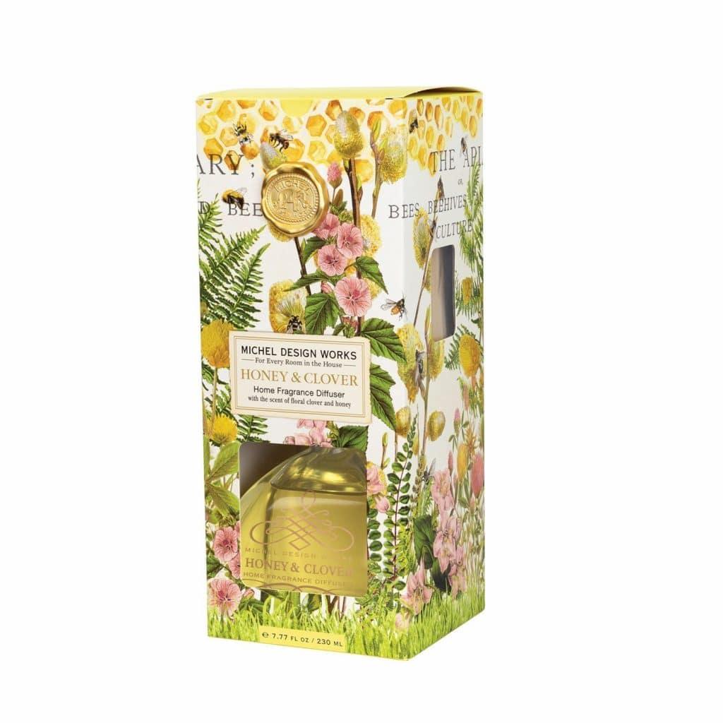 Honey fragrance diffuser