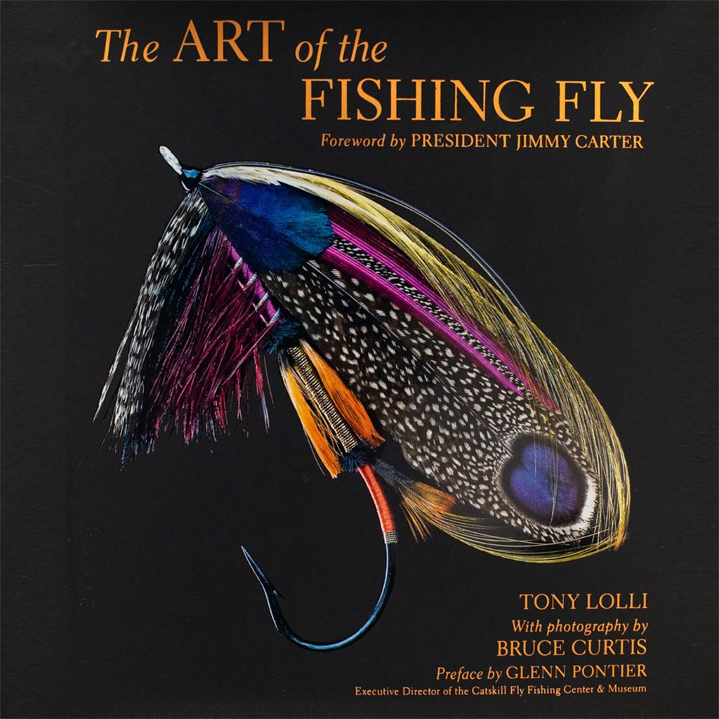 Book about fly fishing
