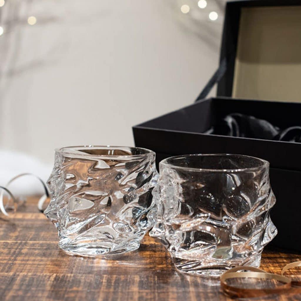 Holiday Bar Glasses