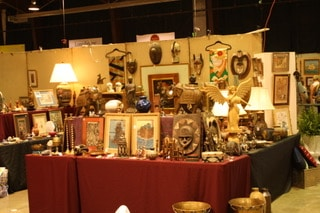 Fishersville Antiques Expo