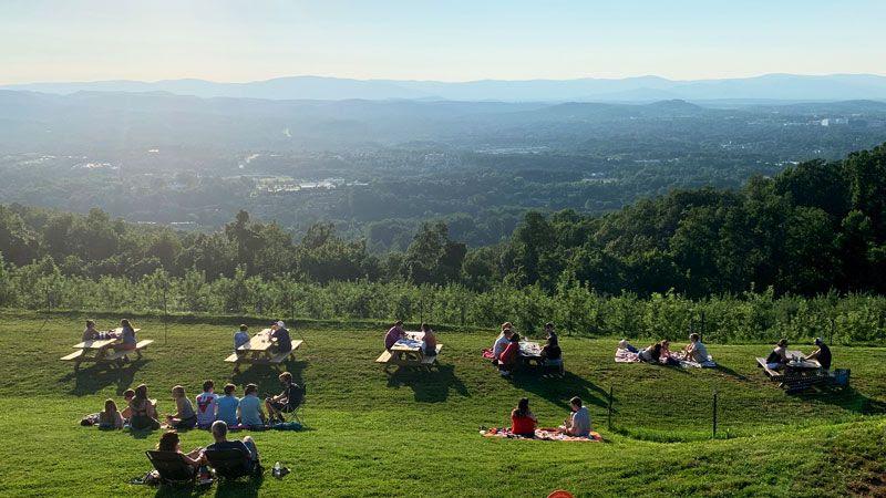 Carter Mountain Sunset Series