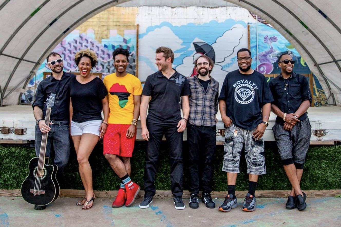 Vibe Riot band