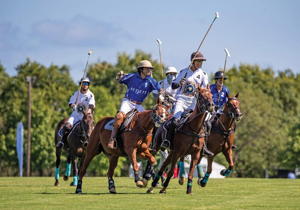 Virginia United Polo League, © Image by Anthony Gibson