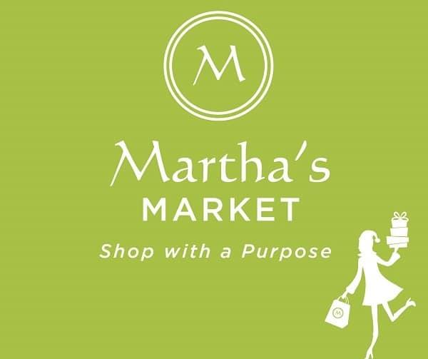 Martha's Market logo