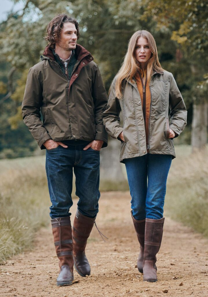 Montpelier Hunt Races dubarry fashion, Image: © Wine & Country Life