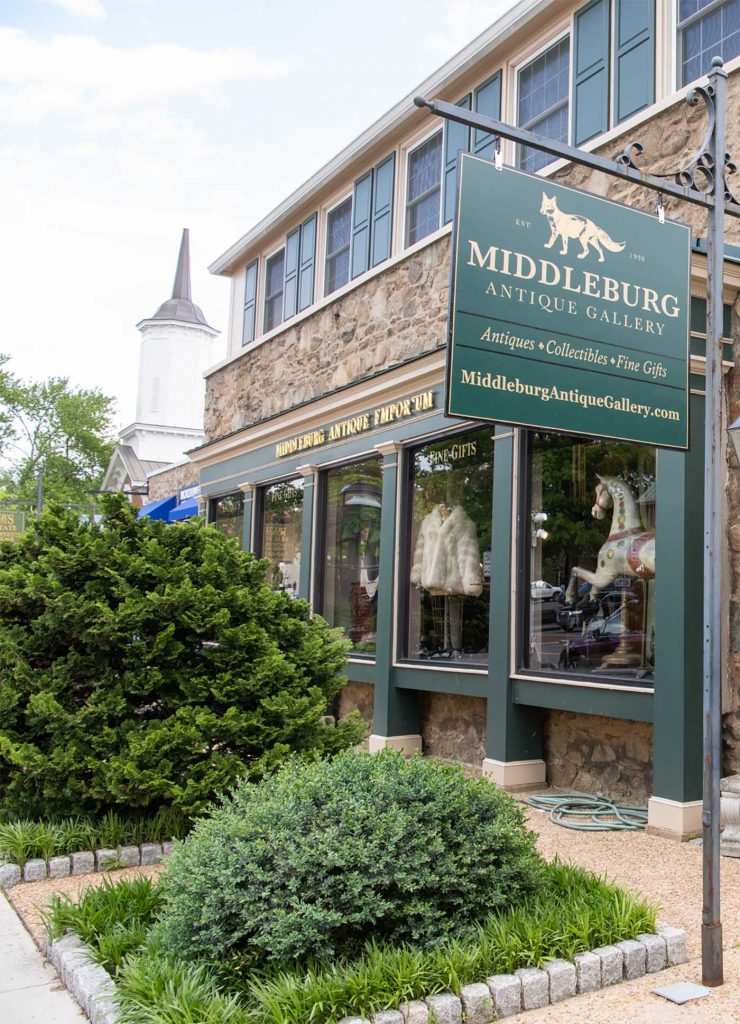 Middleburg Antique Gallery | R.L. Johnson Photography