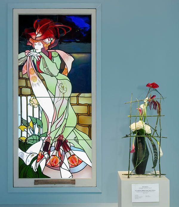 Fine Art & Flowers VMFA