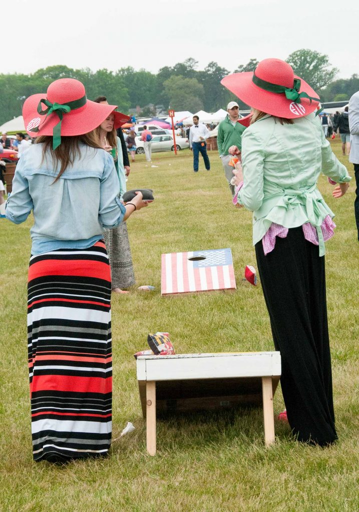 Ladies Foxfield races outfits