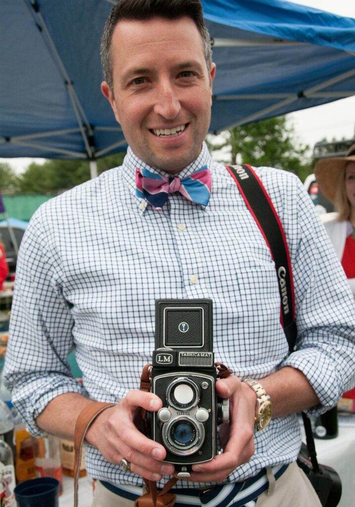 Foxfield Races accessories, Image: © Wine & Country Life