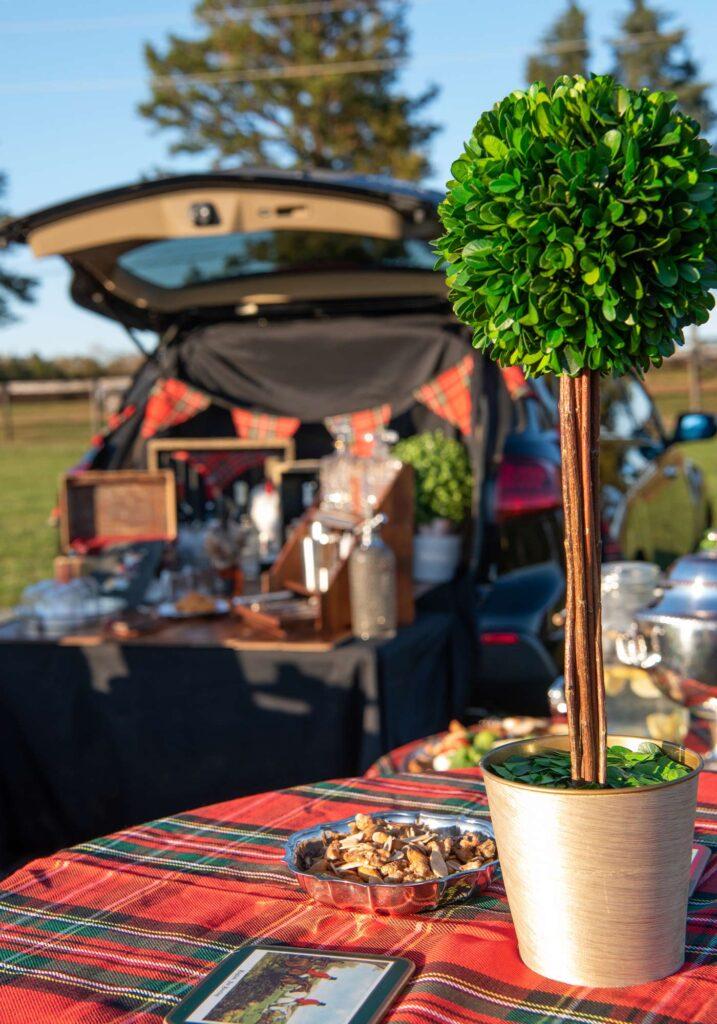 Foxfield Races decor, Image: © Wine & Country Life