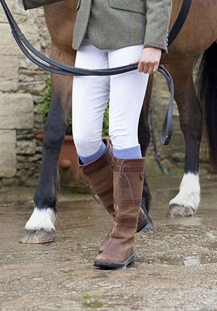 Montpelier Hunt Races Dubarry boots, Image: © Wine & Country Life