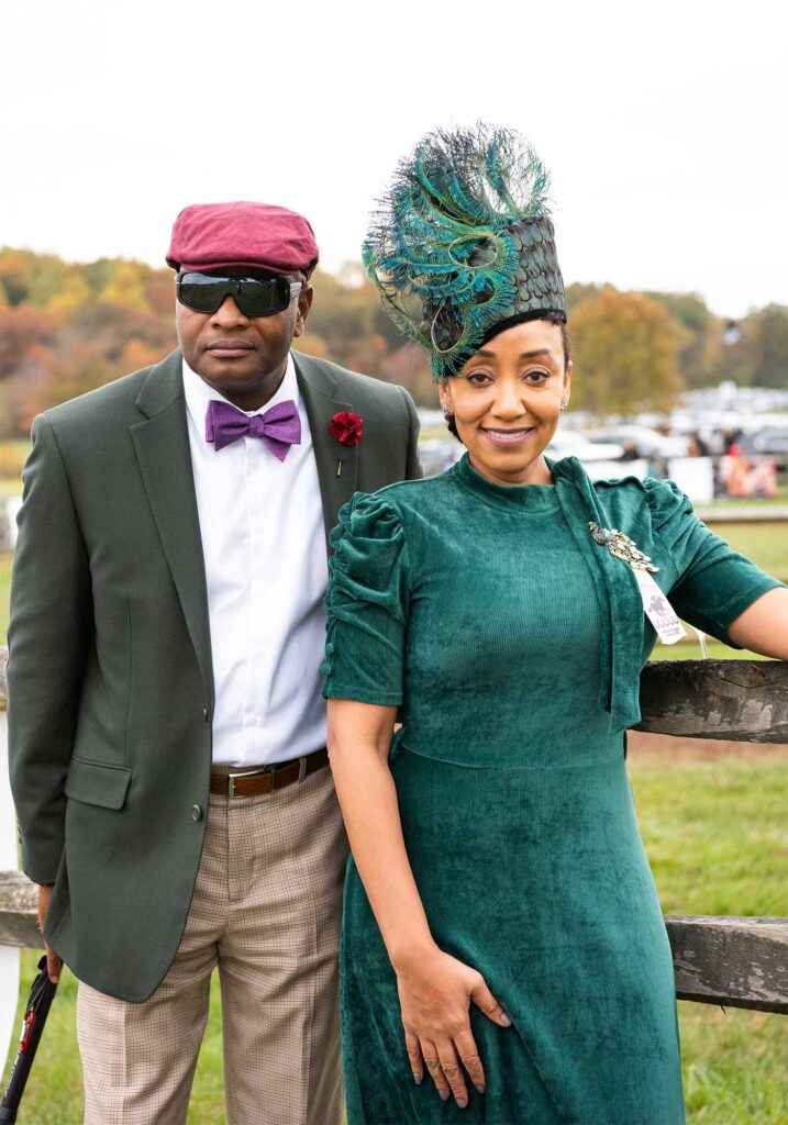 Virginia Gold Cup hat, Image: © Wine & Country Life