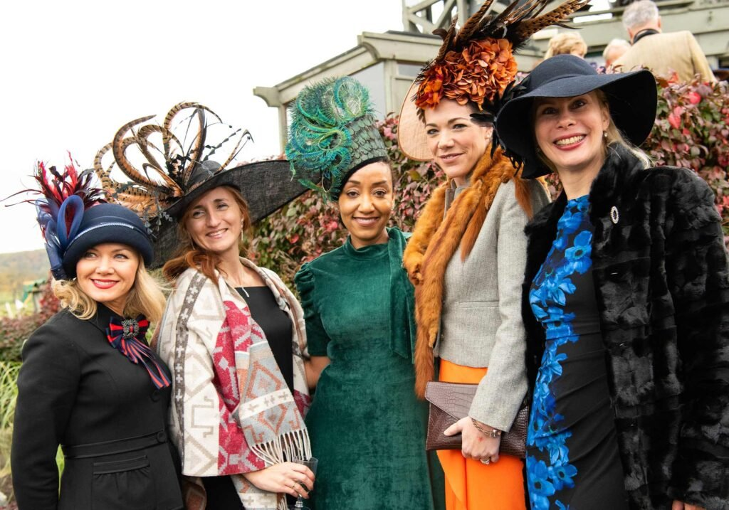 Virginia Gold Cup fashion, Image: © Wine & Country Life