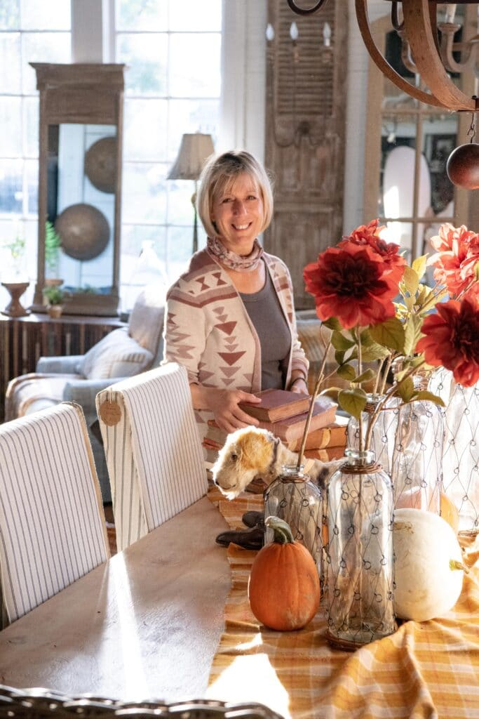 Suzanne Lucketts Store, Image by © RL Johnson for Wine & Country Life
