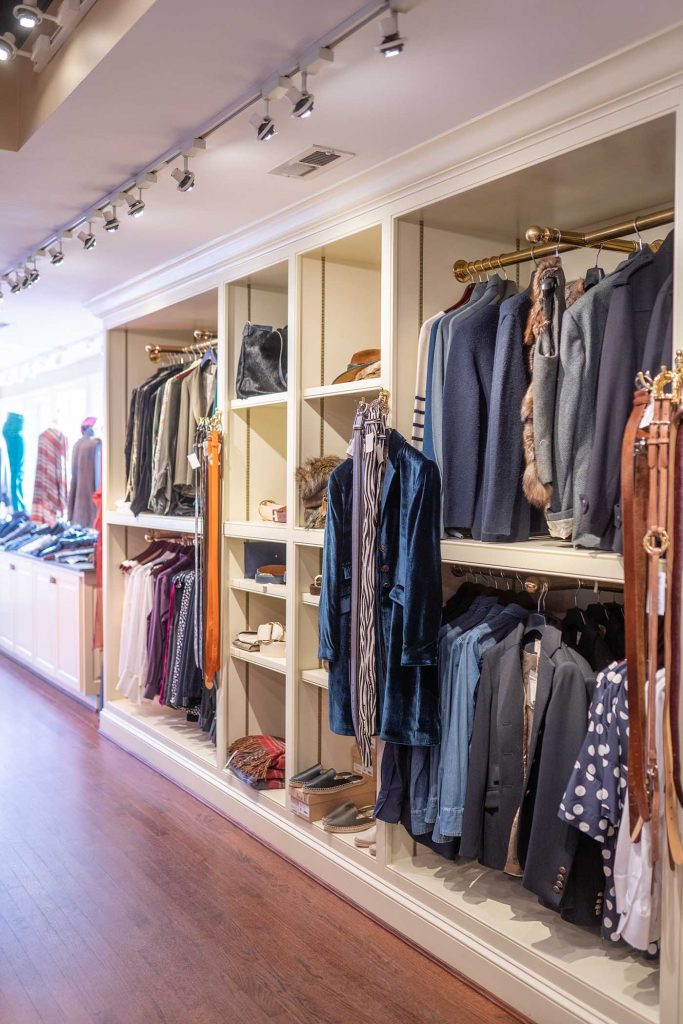 Highcliffe Clothiers in Middleburg photographed by Hana Gonzalez Photography