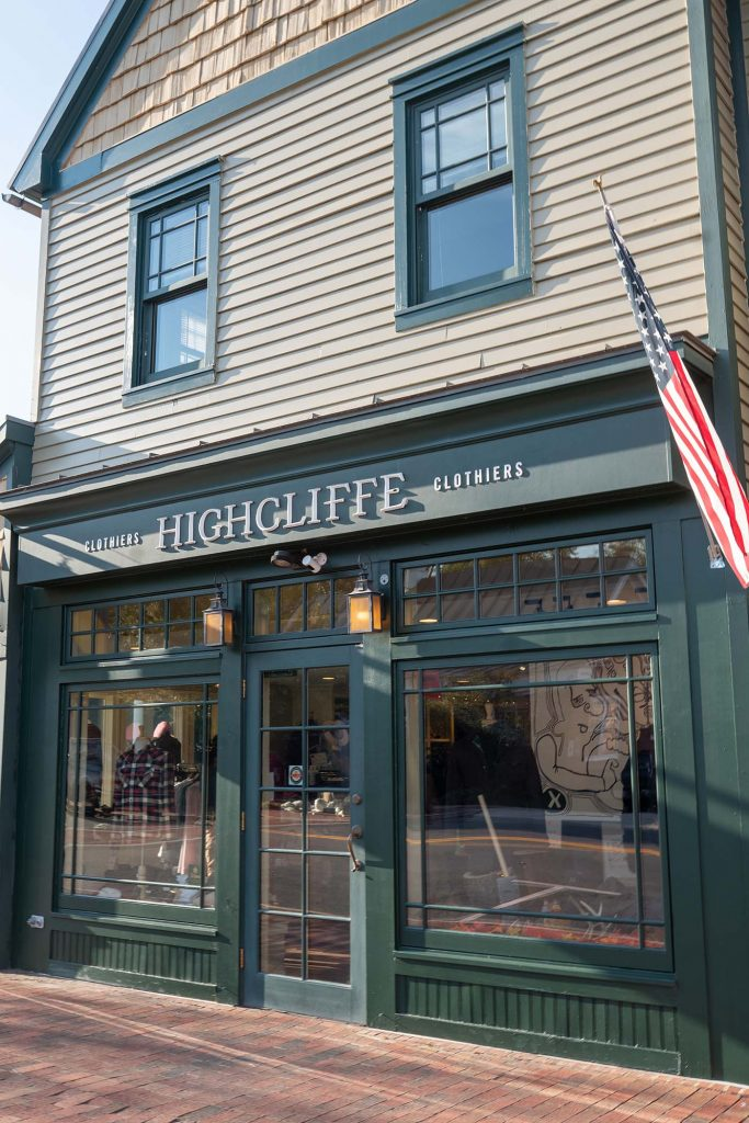Highcliffe Clothiers | Hana Gonzalez Photography