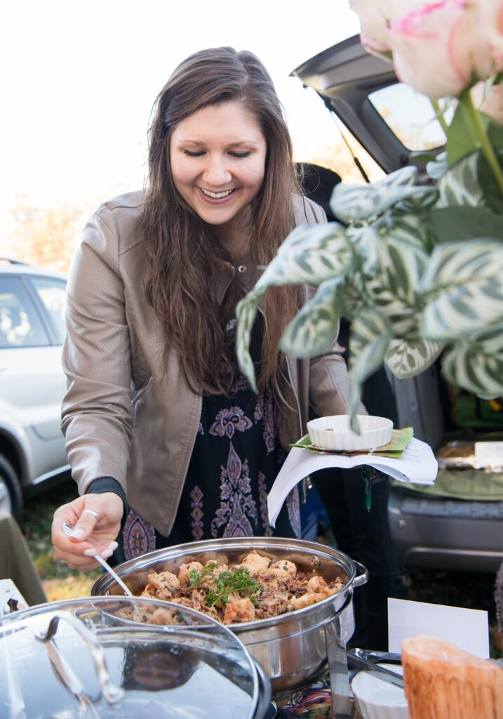 Montpelier Hunt Races Tailgate, Image: © Wine & Country Life