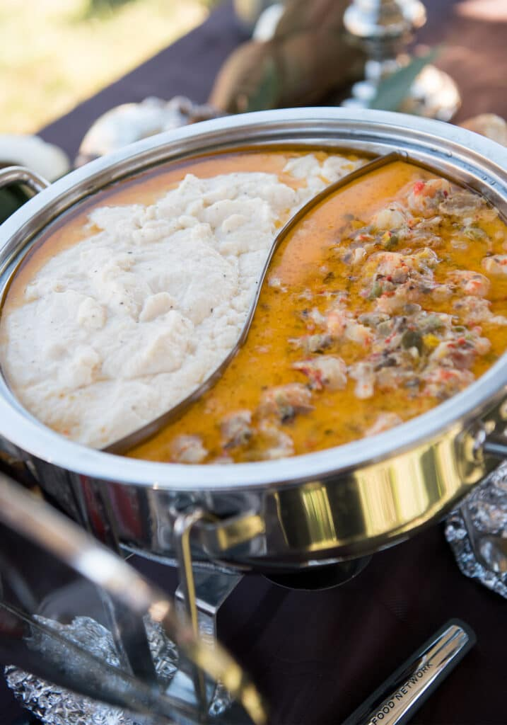 Montpelier Hunt Races Shrimp and Grits, Image: © Wine & Country Life