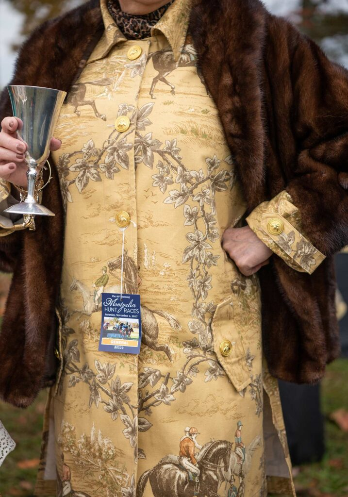 Montpelier Hunt Races fashion, Image: © Wine & Country Life