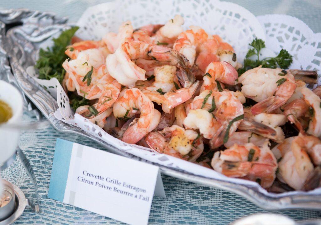 Montpelier Hunt Races Shrimp, Image: © Wine & Country Life