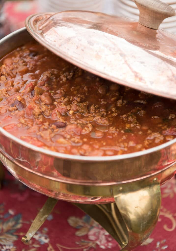 Montpelier Hunt Races Chili, Image: © Wine & Country Life
