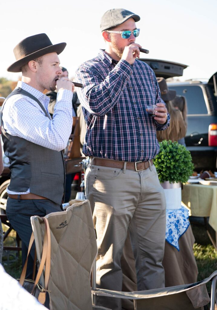 Montpelier Hunt Races accessories, Image: © Wine & Country Life