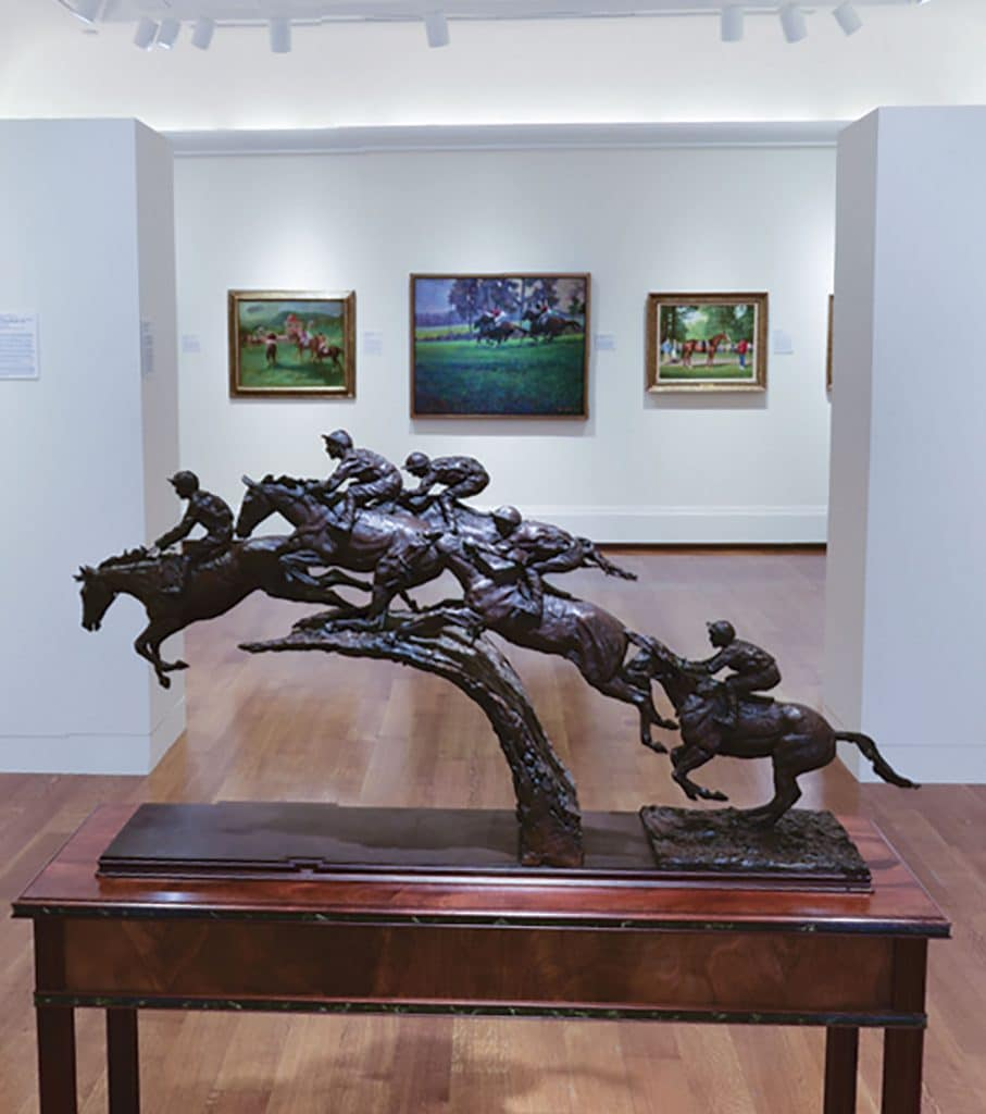 Art at the National Sporting Library & Museum
