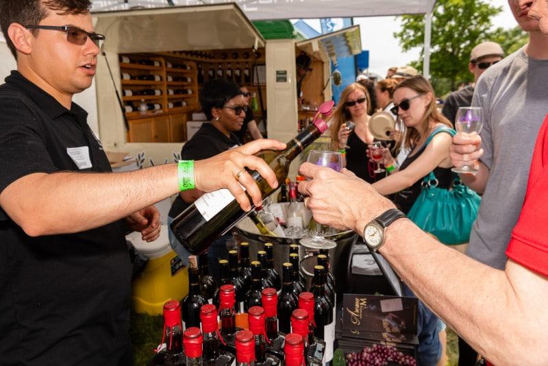 National Wine & Food Fest