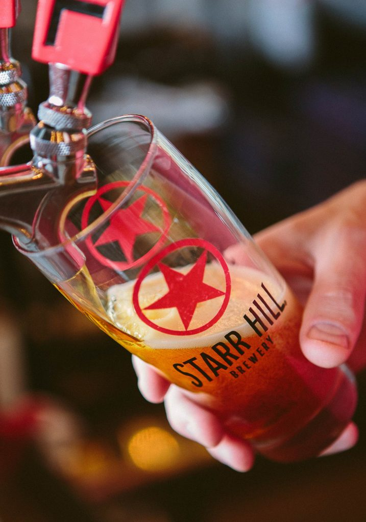 Starr Hill Brewery, Image by © William Walker
