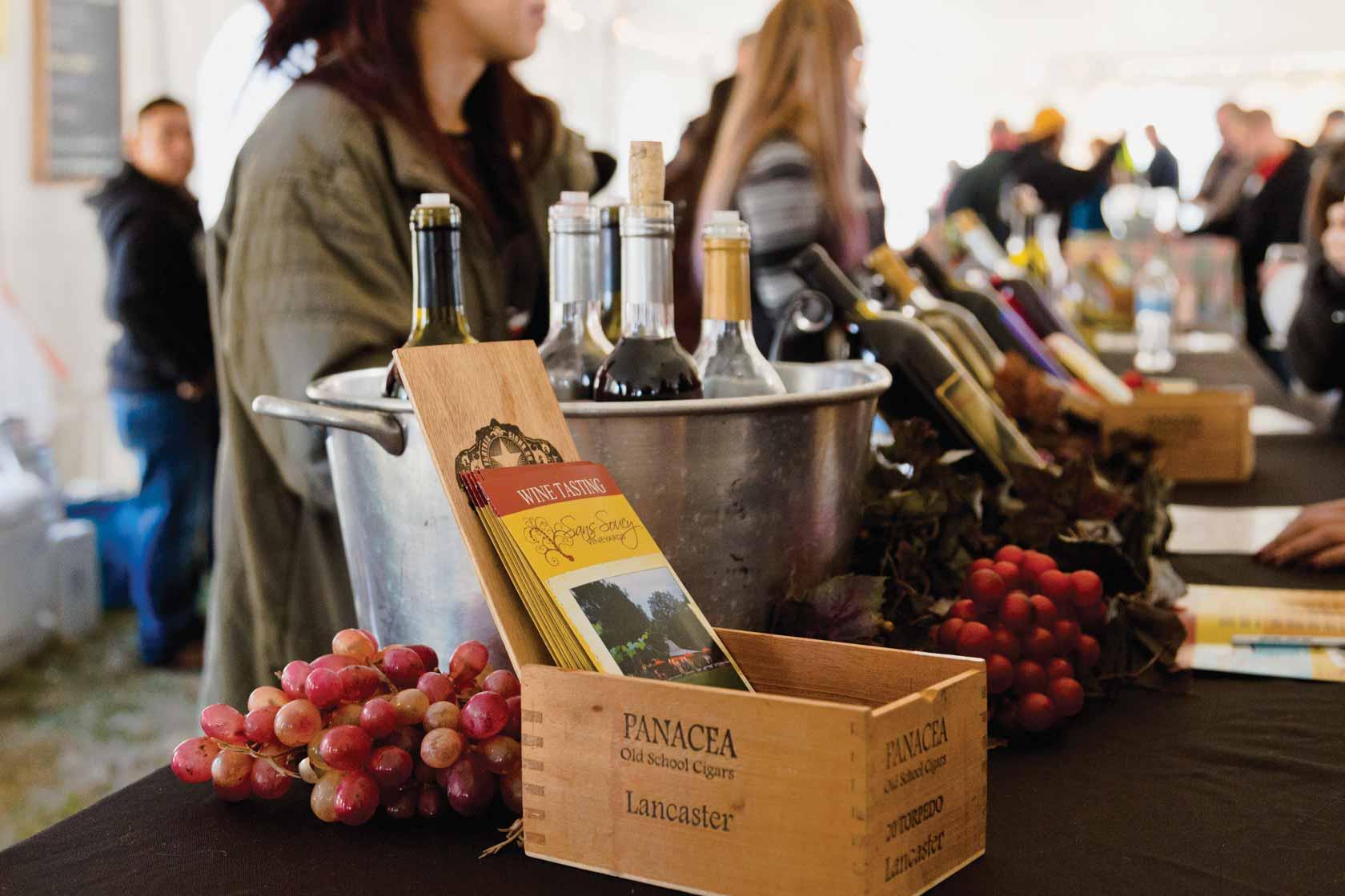 Thomas Jefferson Wine Festival