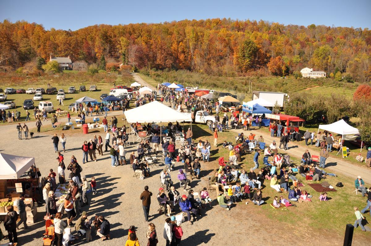 Albemarle Ciderworks Apple Harvest Festival