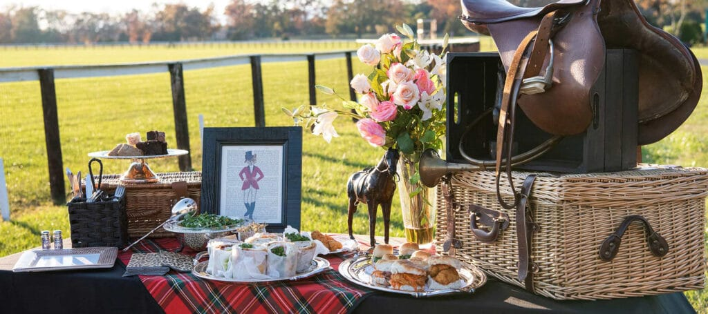 Foxfield Races, Image by © R.L. Johnson for Wine & Country Life